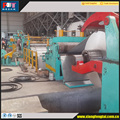 rotary shear machine for cold rolled sheet