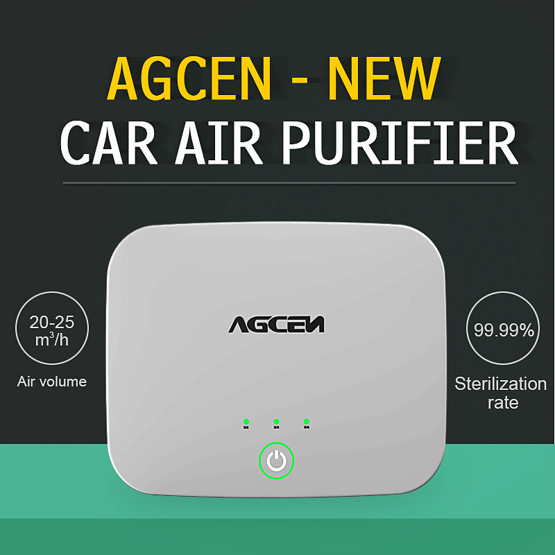 Excellent quality car portable air purifiers
