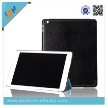 2014 Newest Smart Tablet Leather Case Cover With Stand For Ipad 6 Ipad Air 2 Free Shipping Genuine leather Leather Case