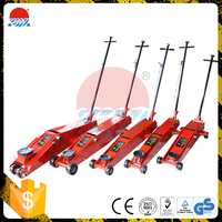 10 ton long floor jack hydraulic car lift car repair tool hydraulic lift for truck trolley jack heavy duty floor jack hot sale