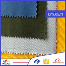 china wholesale 100% cotton flame retradant fabric fireproof cloth FR.fabric