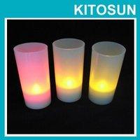 LED Tea Lights, Flameless Votive Candles Bulk For Wedding Outdoor Party Decoration - 24 Pack