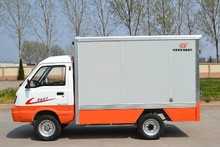 Pure eletric Refrigerated Pickup Van