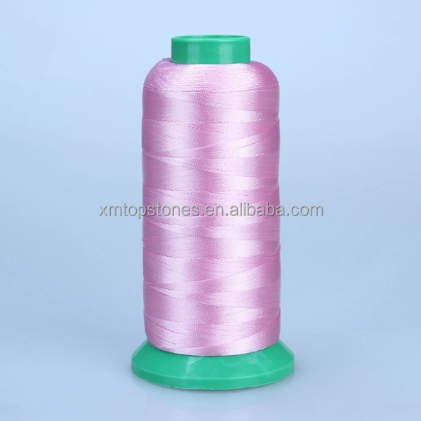 HT nylon sewing thread 210D/3 for sewing bags