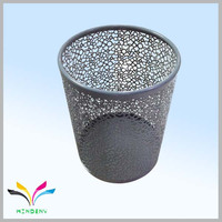 Accroding to hangzhou manufacturer office outdoor metal dust bin
