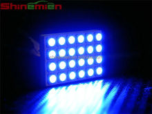 T10/Ba9s /festoon 24SMD 5050 3Chips LED Light Festoon Dome Bulb Lamp 12V