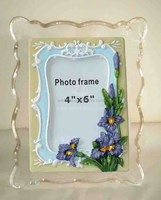 New design acrylic photo picture frame