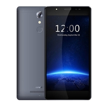 Wholesale mobile phone online shopping LEAGOO T1 Stylish Selfie Phone 2.5D arc edges 4G unlocked Android smart cell phone