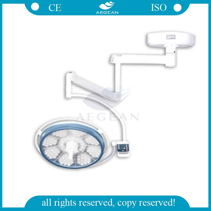 AG-LT003 hospital single arm ceiling alm surgical light for operating room