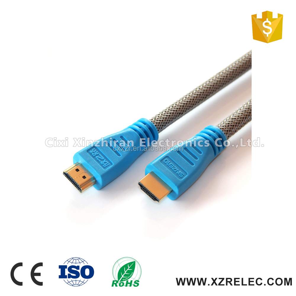 High Speed rohs hdmi cable 2.0 3d 4k 1080p for ps4 3m