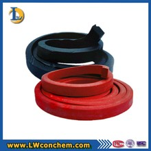 China Manufacturer Swellable Hydrophilic Rubber Waterstop Bar With Concrete Joint