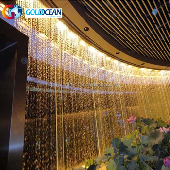 Digital Water Curtain Water Writing Fountain Graphical Water Curtain