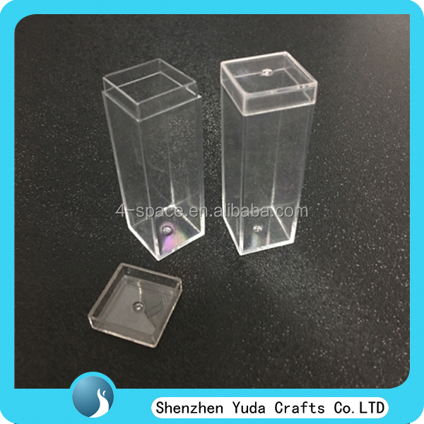 Plastic Gift and Candy Box Plastic Transparent Mold Injection Box with Cover