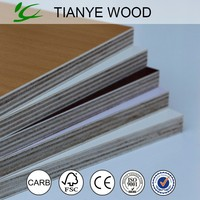 Cheap 18mm commercial plywood from tianye wood in China