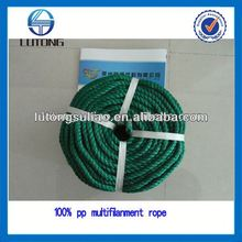 china supplier pp multifilament twisted twine