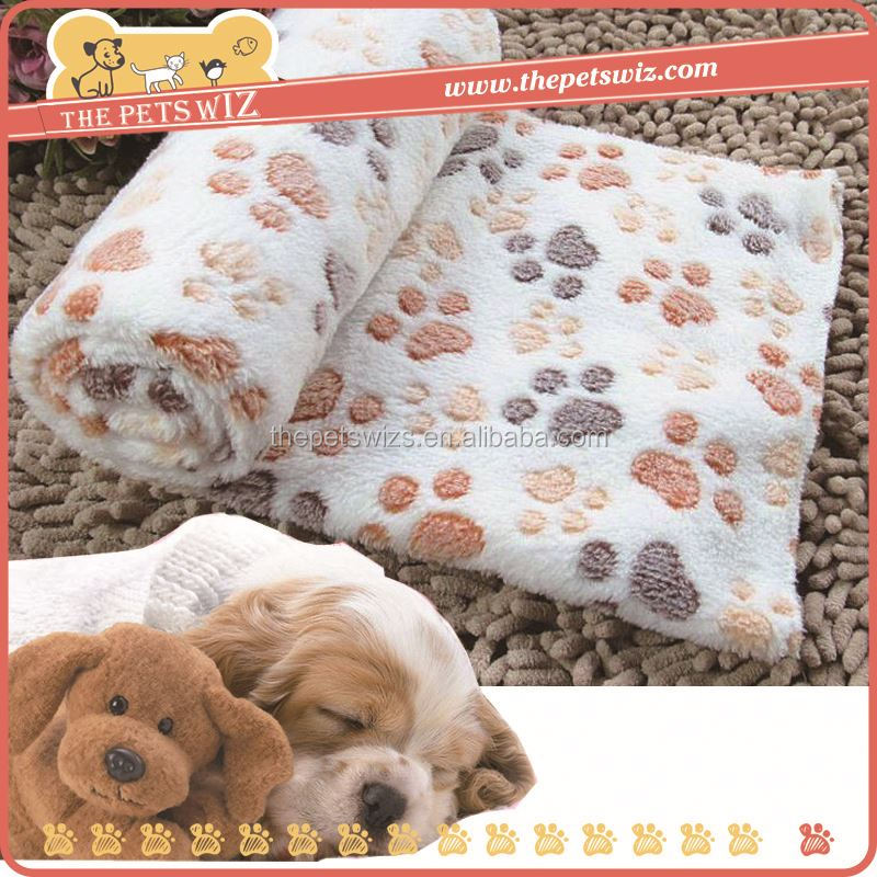 Innovative new products pale green pet blanket ,p0wsf pet fleece blanket