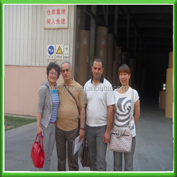 Welcome to visit our office a4 paper 80g paper mill