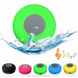 factory direct classical wireless waterproof IPX4 manual for mini digital speaker