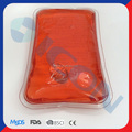Metal disc liquid hot packs/reusable heat packs