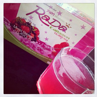 Collagen in powder form. Rada Collagen 15 packs per box. 10,000 mg per box.