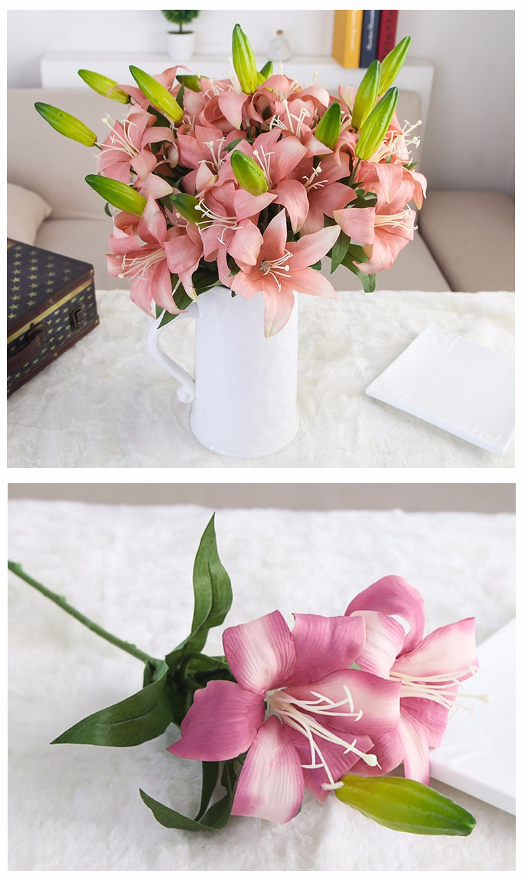 Yo Cho Wedding Party Background Artificial Flowers Making For Home