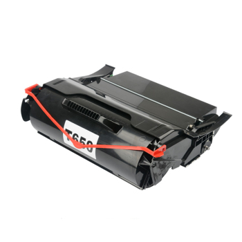 factory supply Compatible Toner Cartridge For T650 T652 T654