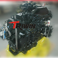 Diesel Engine 300HP 2200RPM Engine Assembly for Bus C300-20