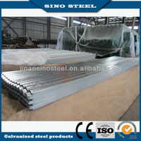 24 Gauge Corrugated Steel Roofing Sheet/Galvanized Sheet Metal Roofing