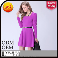 Fashionable cheap hot teacher sexy dress