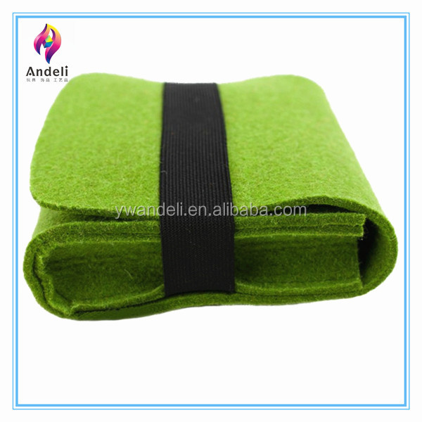 Factory cheap felt description of traveling bag