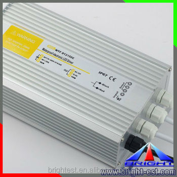 ce rohs ip67 Waterproof ac-230v 100a led switching power supply 60W linear dc12v