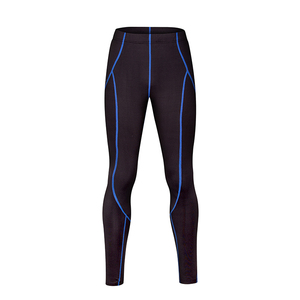 wholesale mens Gym pants high elasticity Spandex fitness clothing gym