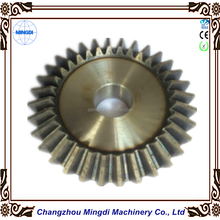Helical Bevel Gear & Pinion/ Conical Gear / Spiral Bevel Gear