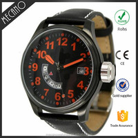 Super Luminous Piolt Mens Wrist Watch OEM Customed 5ATM Military Watch Brand Your Own Watches