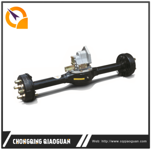 1200W electric tricycle peugeot 206 rear axle