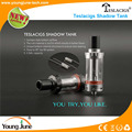 Zero leaking ecig atomizer 2016 Teslacigs Shadow Tank
