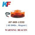 Hot selling car warning light,warning beacon,stroble light,KF-WB-135S