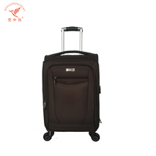 Cheap trolley travel bag nylon 20 24 28 inch soft luggage