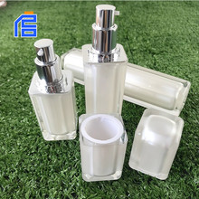 High quality Alibaba china luxury packaging Pump Lotion bottle