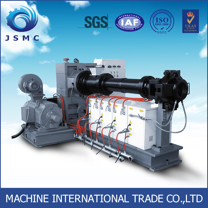 XJD series pin type cold feeding rubber extruding machine