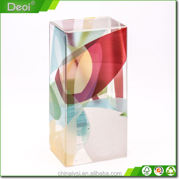 Trade Assurance TOP1 stationery factory small plastic box transparent