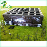 Hongyi Good Sale Cheap Price Inflatable Outdoor maze