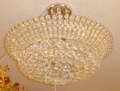 Customized modern ceiling lamp crystal light VOL