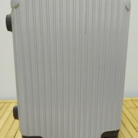 High Quality PC Vertical Stripe Luggage