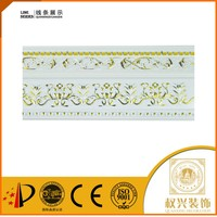 China building materials Hotsell ceiling decorative cornice for villa to Iran