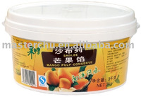 Master-Chu mango pulp for bakery with HALAL 3kg