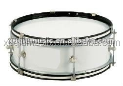 SN-B001Hot Sals Snare Drum, Nickel Lacquer Snare Drum