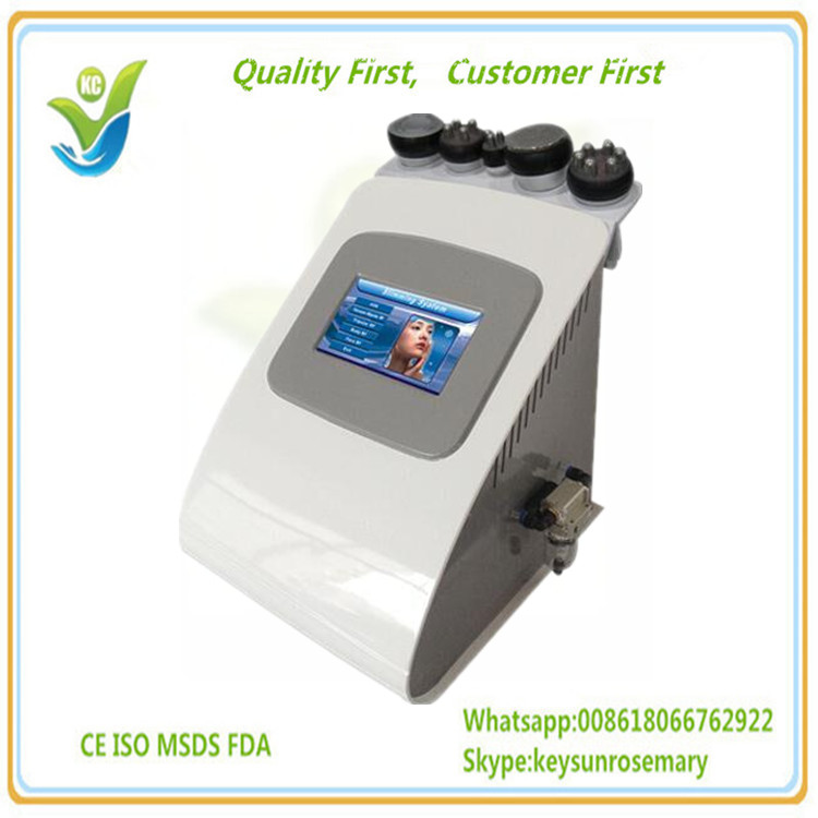 Multipolar RF Slimming equipment,Strong detonation fat, remove the fat