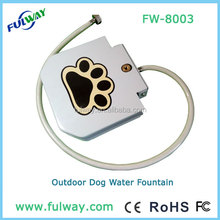 2015 New Upgrade Dog Automatic Water Fountain Feeder For Dogs