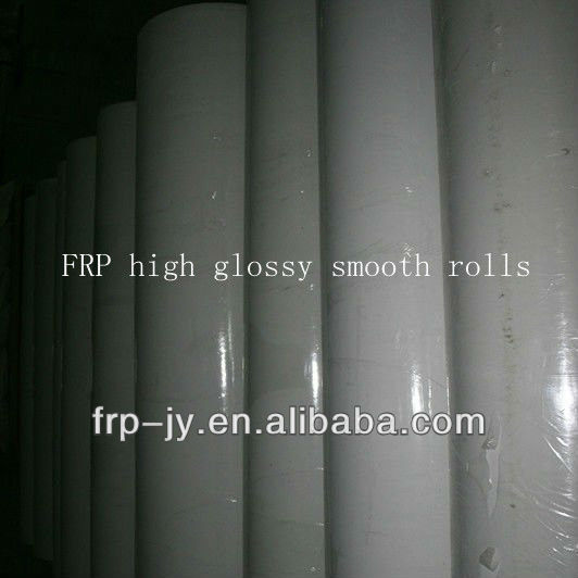 High Glossy Gelcoat FRP Flat Panel FRP Roll